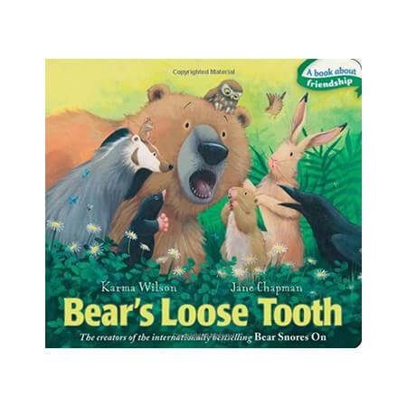 Bear's Loose Tooth (The Bear Books)