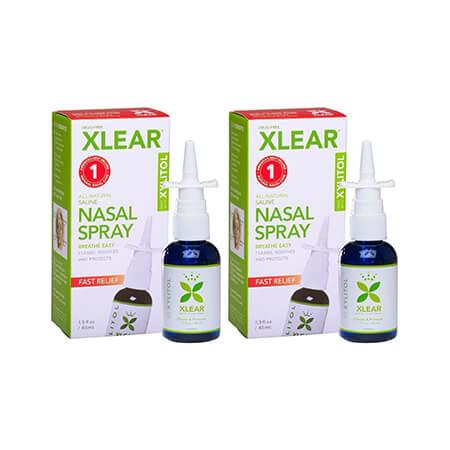XCLEAR Nasal Spray